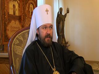 В РПЦ рассказали о своих интересах за рубежом