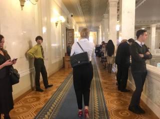 «Слуга народа» пришла в Раду с элитной вещью, которая стоит более 170 тыс. грн