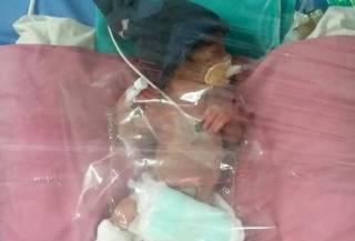 В Индии женщина в 75 лет… впервые родила ребенка