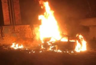 Страшное ДТП в Одесской области: заживо сгорели два человека