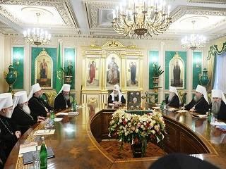 Синод РПЦ заявил, что признание Элладской Церковью ПЦУ основано на ложных аргументах