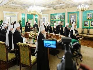 РПЦ прекращает молитвенное и евхаристическое общение с представителями Элладской Церкви, которые признали ПЦУ – Синод