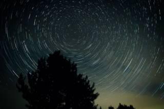 Уже скоро украинцы смогут увидеть звездопад Ориониды
