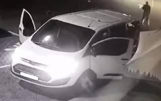 В Днепре застрелили человека: появилось видео задержания киллера