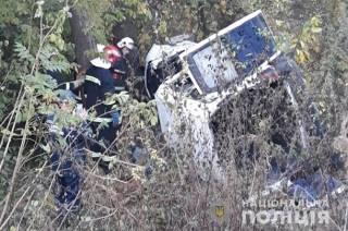 Страшное ДТП в Тернопольской области: погибли две молодые девушки