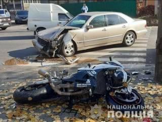 В Хмельницком девочку-пешехода убило «летающим» мотоциклом