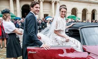 В Париже потомки Наполеона… сыграли свадьбу