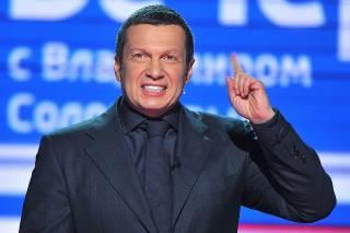Одиозный кремлевский пропагандист благодаря своей болтливости… попал в Книгу рекордов Гиннесса