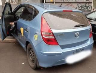 В Киеве машина сбила дочь известной телеведущей