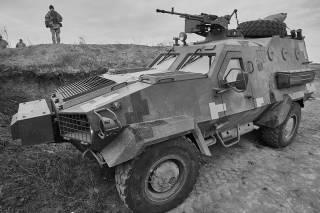 Украинский арсенал: бронеавтомобиль «Дозор-Б»