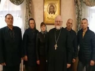 На Буковине верующие УПЦ записали видеообращение против незаконного перевода храма в ПЦУ