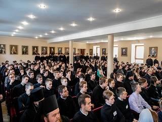 В УПЦ отмечают 200-летие Киевской духовной академии и 30-летие возрождения Киевских духовных школ