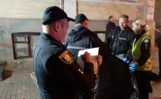 В результате взрыва гранаты в самом центре Киева погибли бывший морпех и охранник бара