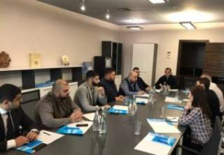 В Киеве состоялась встреча украинских депутатов и представителей Союза армян Украины