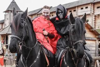 Под Киевом пройдет протест Хеллоуину