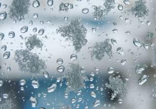 Со следующей недели в Украине пойдут дожди, возможен мокрый снег