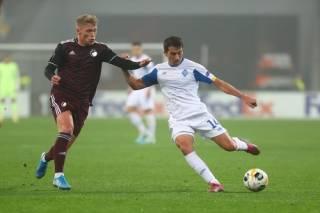 Лига Европы: «Динамо» и «Александрия» сумели избежать поражений