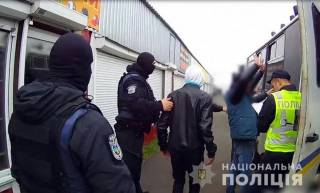 На окраине Киева задержали толпу нелегалов со всех уголков мира