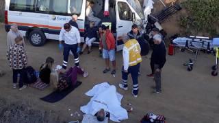 Украинские туристы пострадали по дороге на популярный турецкий курорт