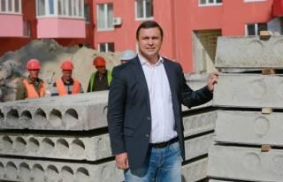 За одиозного киевского застройщика внесли залог в размере 40 новых двухкомнатных квартир