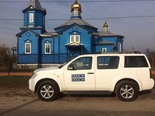 На Волыни верующие УПЦ рассказали представителям ОБСЕ о религиозном конфликте, который длится 8 месяцев