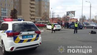 Неизвестные среди бела дня устроили перестрелку в Харькове: есть погибшие и раненые