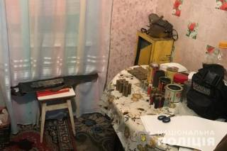 На Хмельнитчине пьяный муж расстрелял тещу и тестя на глазах у их дочери и внучки