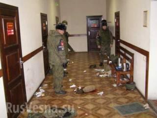 В Сеть «слили» шокирующие фото с места расстрела восьмерых военных на Забайкалье (18+)