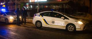 В Киеве возле популярного кафе произошла массовая драка со стрельбой