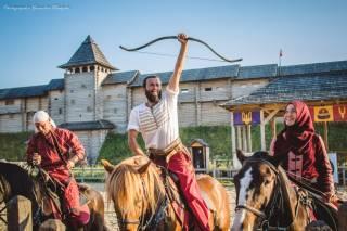 Киевщина примет международные соревнования по конным боевым искусствам