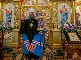 Митрополит Антоний рассказал, из-за чего душа лишается благодати