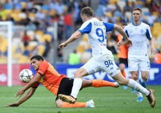 Кубок Украины: «Динамо» в тяжелейшем матче обыграло «Шахтер» и вышло в 1/4 финала
