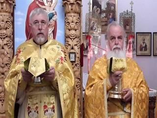 В Запорожье священник Элладской Церкви служил с представителями ПЦУ