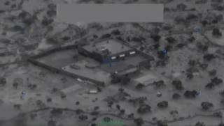 США опубликовали видео с места ликвидации лидера ИГИЛ