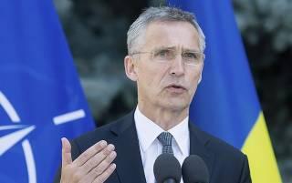 Генсек НАТО лишил Зеленского слова