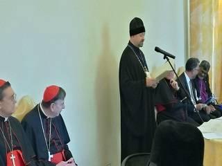 В Ватикане представитель РПЦ принял участие в подписании совместного документа против эвтаназии