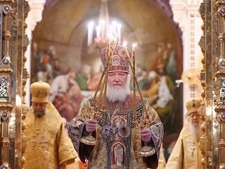 Патриарх Кирилл прекратил общение с Предстоятелем Элладской Православной Церкви