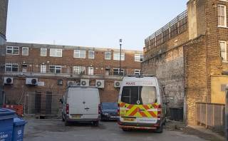 Под бывшим театром в Лондоне нашли… плантацию каннабиса