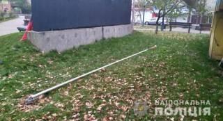 Россиянин, задержанный за вандализм, выпрыгнул из окна полицейского участка в Вишневом