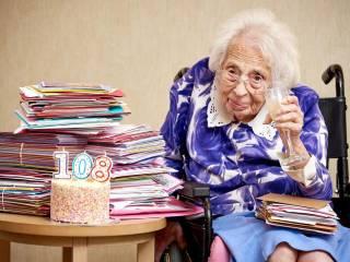 108-летняя британка раскрыла неожиданный секрет своего долголетия