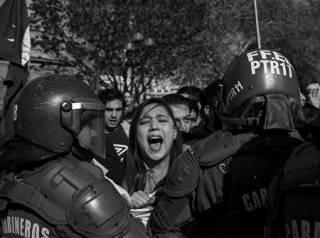 Конец чилийской сказки: страну охватили бессмысленные и беспощадные бунты