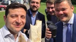 «Набросился на печенье»: Гордон рассказал о встрече с уставшим и оголодавшим Зеленским