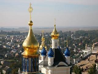 В Тернопольской области горсовет принял решение в пользу Почаевской лавры