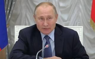 Путин назвал русский язык «мягкой силой»