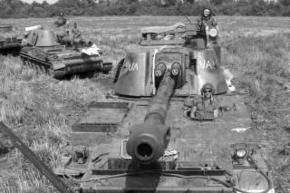 Украинский арсенал: 152-мм самоходная гаубица 2С3 «Акация»