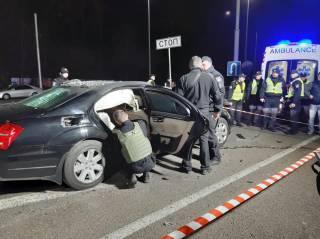 Оторвало голову: В Сети появился момент взрыва и другие подробности происшествия на Житомирской трассе