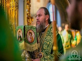 Митрополит Антоний назвал имена афонских старцев, которые были родом из Закарпатья
