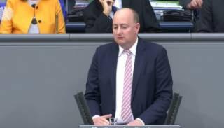 Немецкому депутату стало плохо прямо во время выступления в Бундестаге