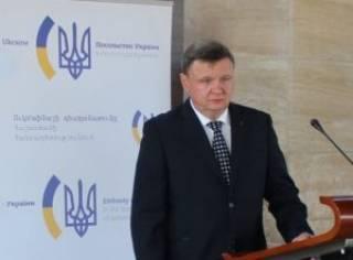 За 8 месяцев товарооборот Украины с Арменией составил более $92 млн. — дипломат