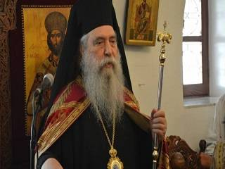 В РПЦ увидели просчет в статистике греческого митрополита